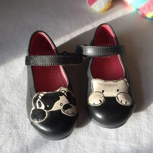 NEW CAMPER TWINS toddler shoes black size 22